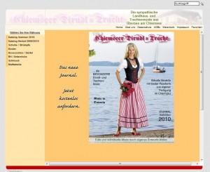 Chiemseer Dirndl & Tracht Online-Shop