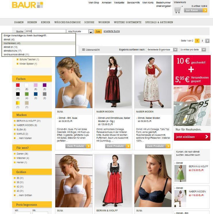 baur.de Online-Shop