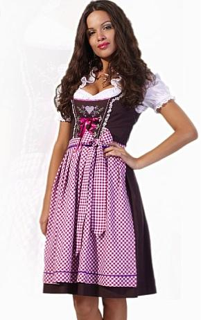Dirndlkleid Foto Neckermann
